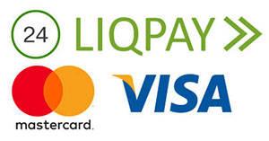 платежные системы (Visa, MasterCard)