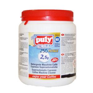 Таблетки для чистки кофемашины Puly Caff