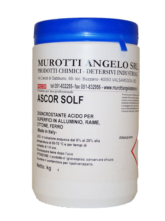 Средство для чистки от накипи Murotti