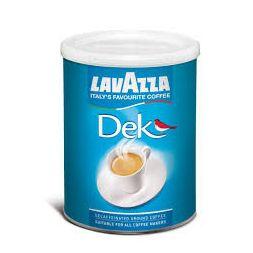 Кофе молотый Lavazza Dek без кофеина, ж/б 250 г