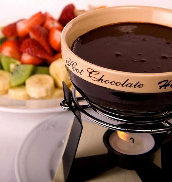 Купить горячий шоколад и сливки в Днепре