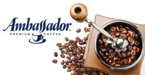 Кофе в зернах Амбассадор