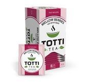 Чай в пакетиках Totti Tea Mellow Berries «Сочные Ягоды»