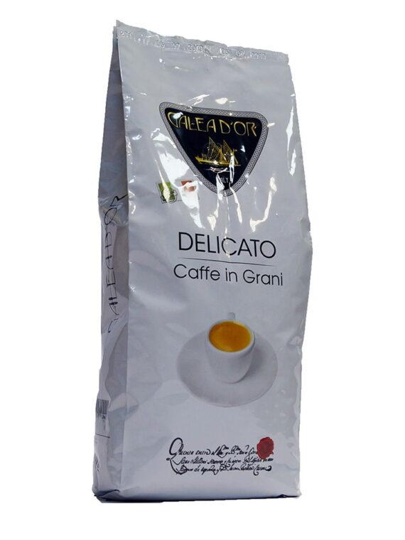 Кофе в зернах Galeador Delicato 1кг