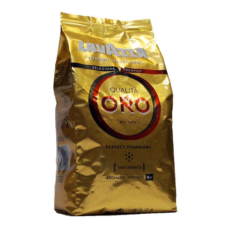 "Кофе в зернах ""Lavazza Qualita Oro"" 1 кг"