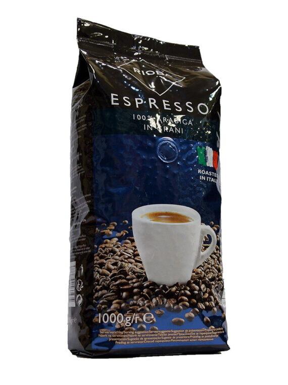 Кофе Rioba в зернах Espresso (Platinum) 1 кг