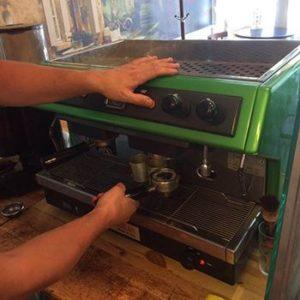 ремонт кофемашины в Днепре