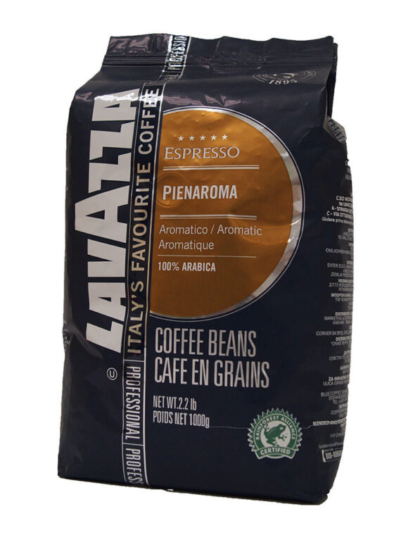 Кофе в зернах Lavazza Pienaroma