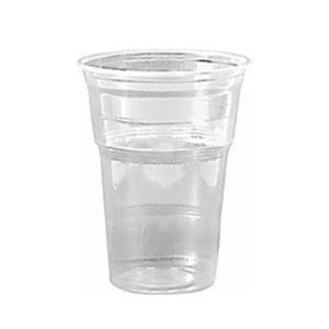 пивной пластиковый стакан