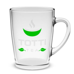 Стеклянная чашка Totti Tea