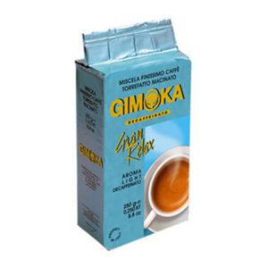 Кава мелена Gimoka GRAN RELAX DEC (без кофеїну)