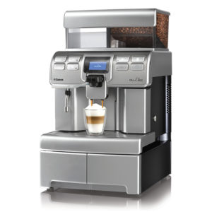 Saeco Aulika ТОР Hight speed cappuccino(2)