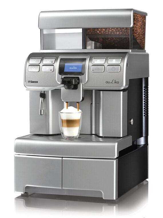 Saeco Aulika ТОР Hight speed cappuccino(2)