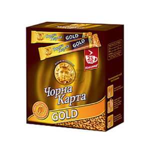 Кофе растворимый Черная Карта Gold в стиках 2г. (25 шт)