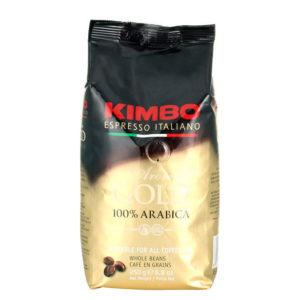 Кофе KIMBO Aroma Gold 100% Ara