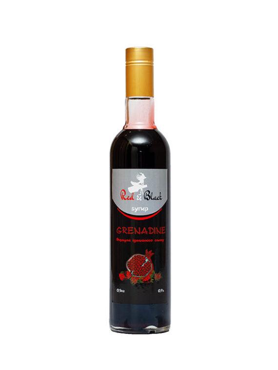Сироп Гренадин Red&Black