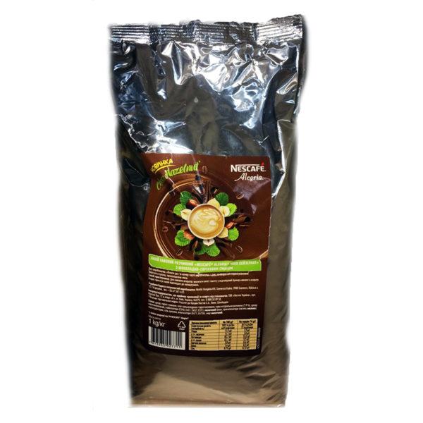 Кофейный напиток Nescafe Choco hazelnut шоколадно-ореховый 1 кг