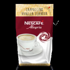 NESCAFÉ ALEGRIA CUPPUCCINO Vanilla