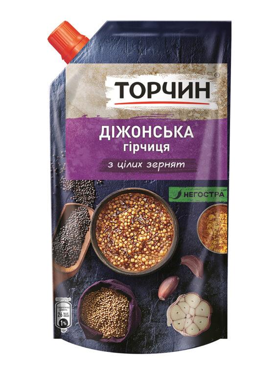 ДИЖОНСКАЯ ГОРЧИЦА ТОРЧИН 130 Г