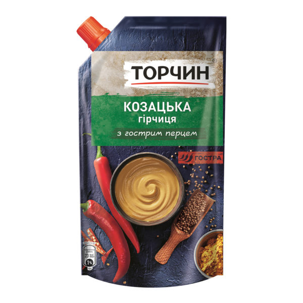 КАЗАЦКАЯ ГОРЧИЦА ТОРЧИН 130 Г