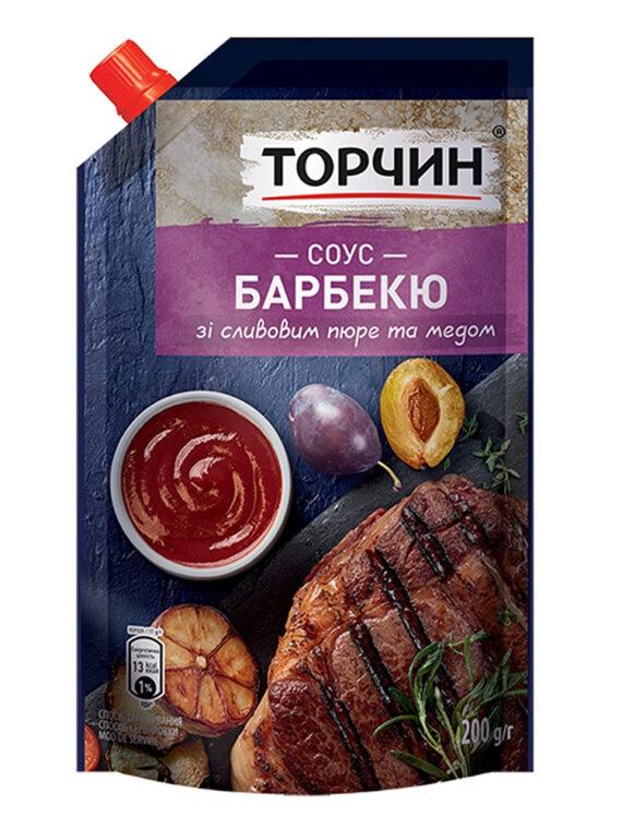 СОУС ТОРЧИН БАРБЕКЮ 200Г