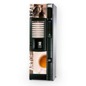 кофейный вендинговый аппарат  kikko
