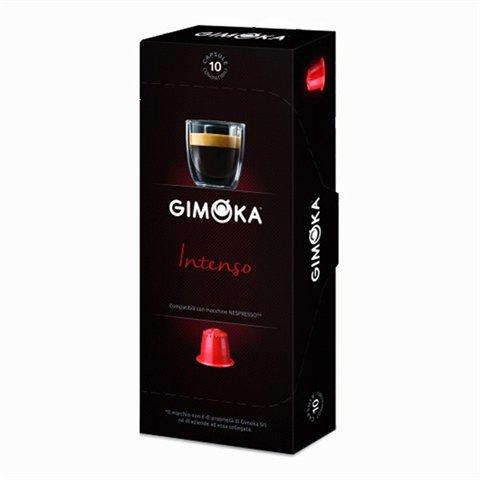 Капсулы Nespresso Gimoka Intenso 10шт