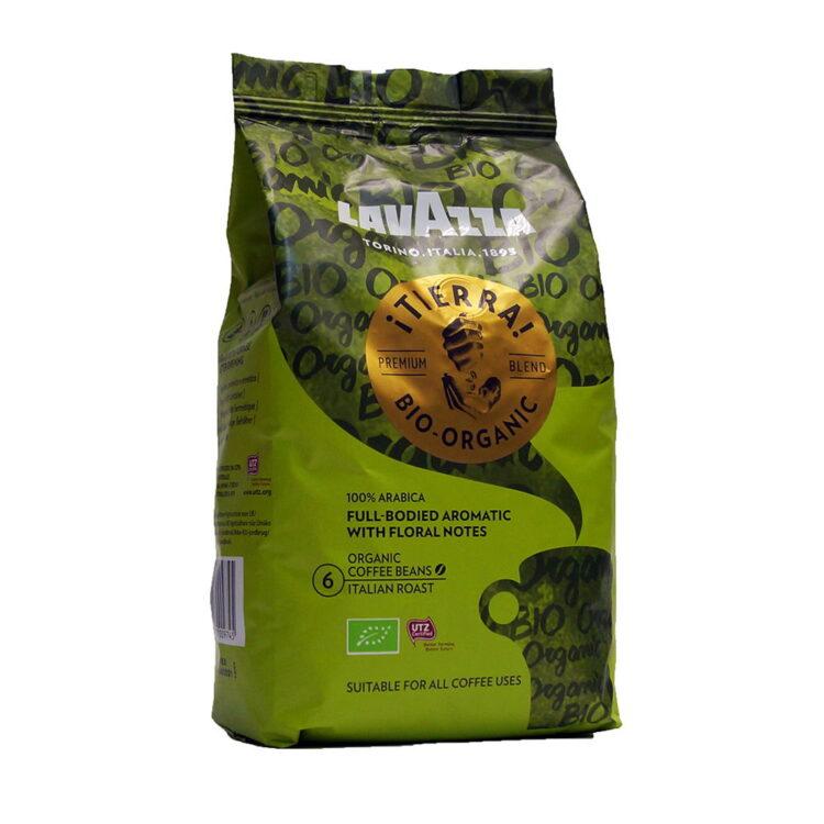 Lavazza Tierra Bio Organic Arabica 100%
