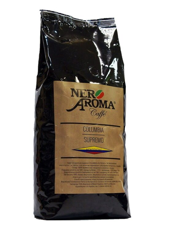 Nero Aroma Columbia Supremo моносорт
