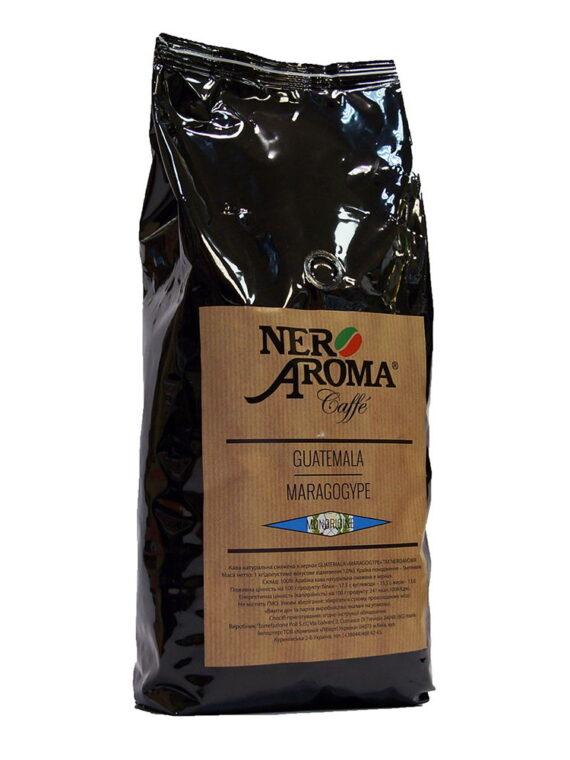 Nero Aroma Na Guatemala Maragogype моносорт
