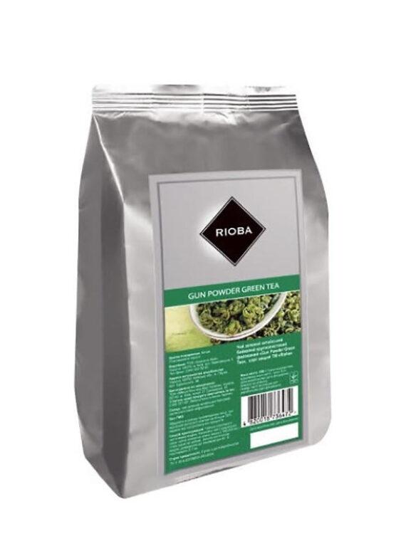 Rioba Чай зеленый крупнолистовой Gun Powder