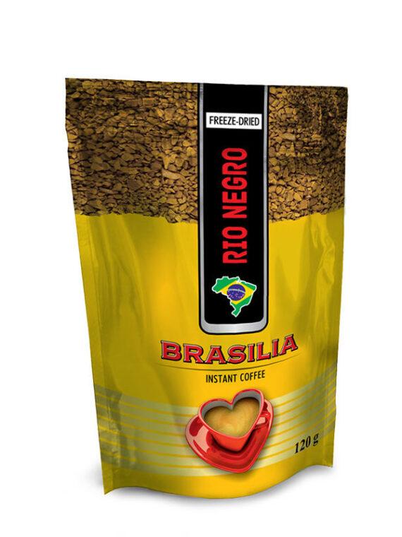 Кофе растворимый Rio Negro Brasilia, 120 г