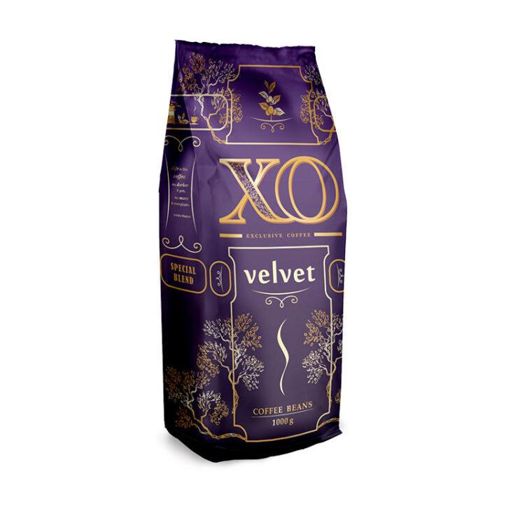 Кофе в зернах ХО Velvet, 1кг