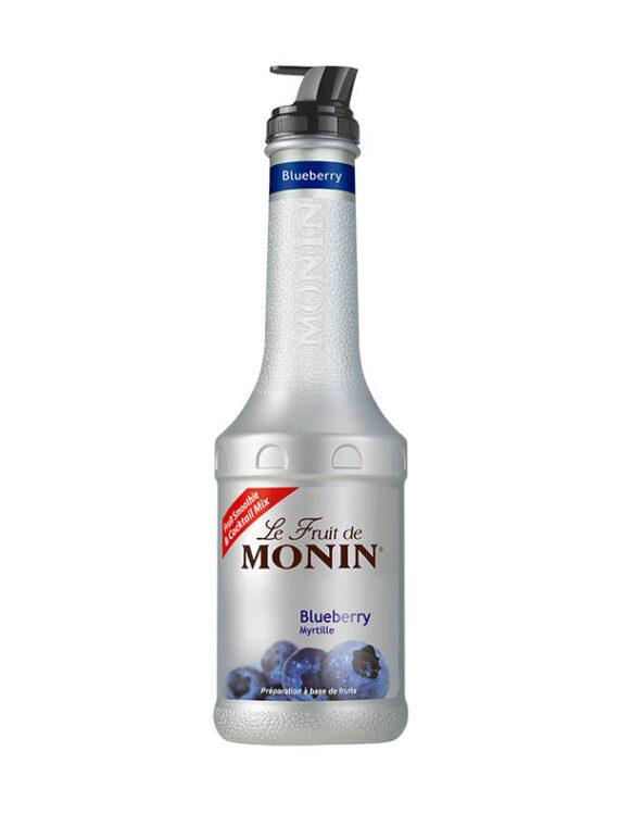 Пюре Monin Черника 1360 г