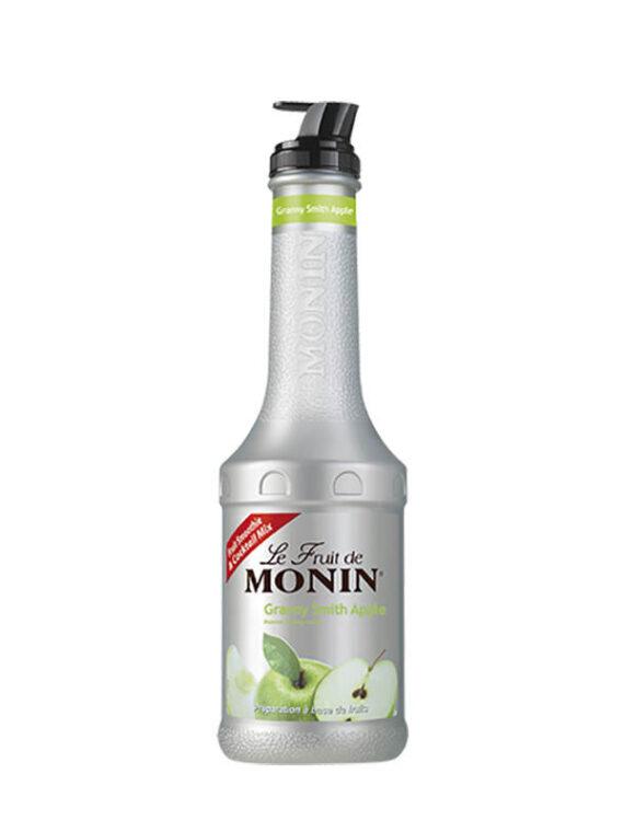 Пюре Monin Зелёное яблоко 1360 г