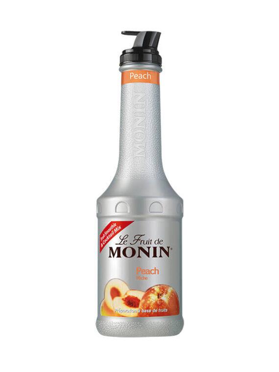 Пюре Monin Персик 1360 г