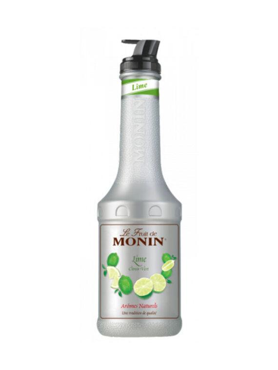 Пюре Monin Лайм 1360 г