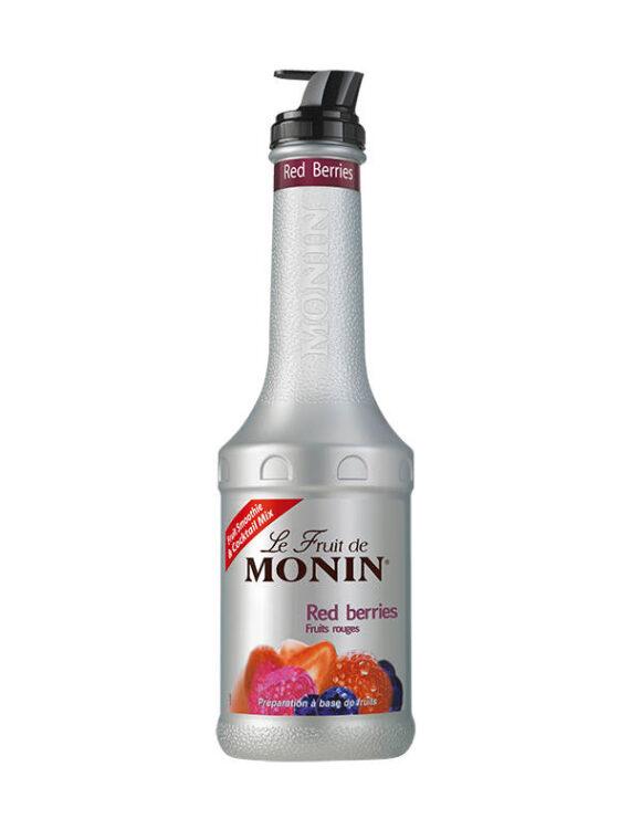 Пюре Monin Красные ягоды 1360 г