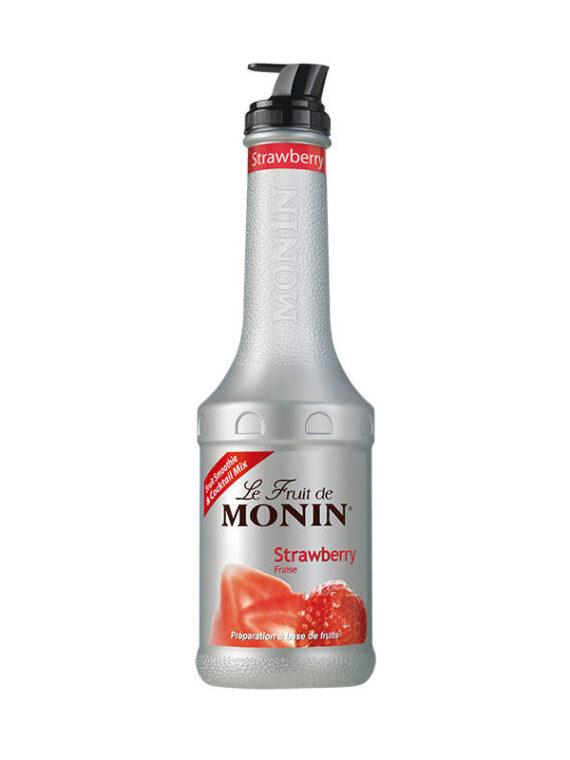 Пюре Monin Клубника 1360 г