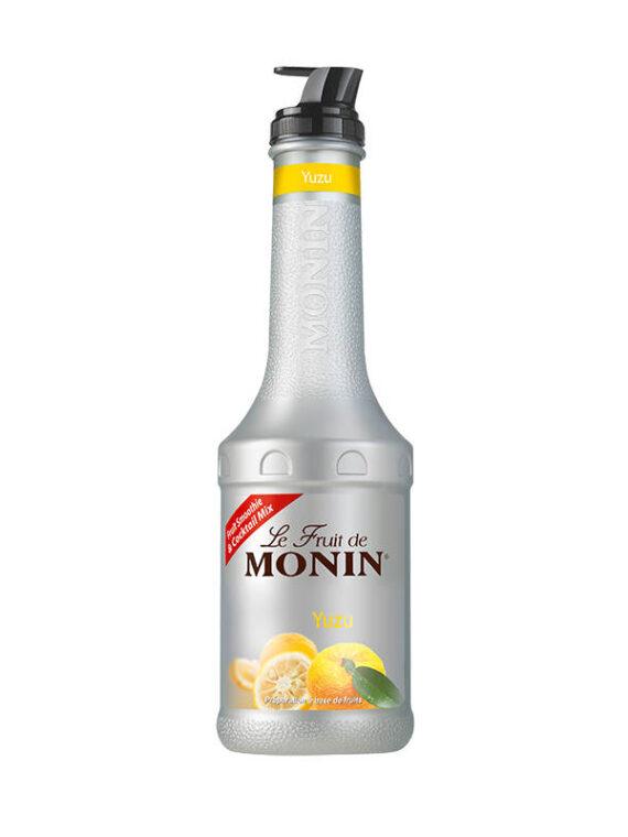 Пюре Monin Юзу 1360 г