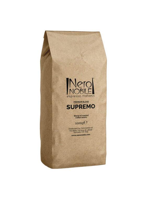 Кофе зерновой Неро Нобиле Супремо