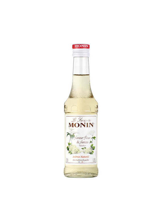 Сироп Monin бузина (elderflower) 250 МЛ
