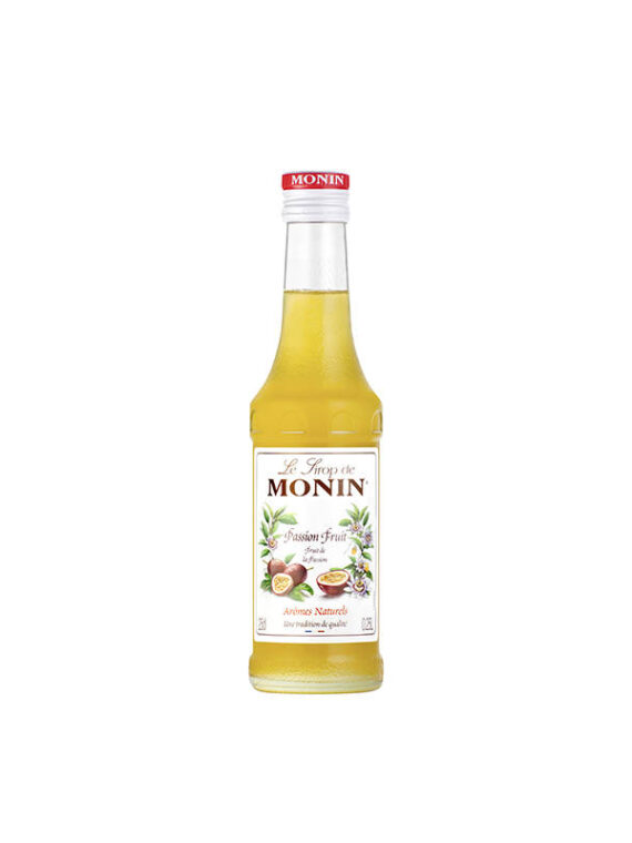 Сироп Monin маракуйя (passion fruit) 250 МЛ