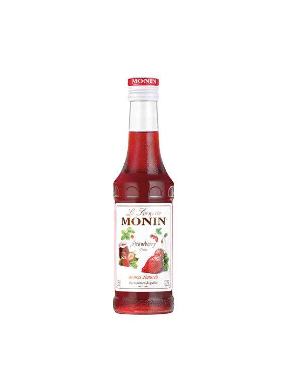 Сироп Monin клубника (strawberry ) 250 МЛ